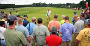 Cover photo for Lake Wheeler Turfgrass Field Day set for August 14