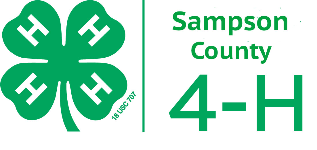 Sampson County 4-H logo