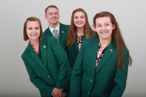 Cover photo for State 4-H Council Fall Newsletter
