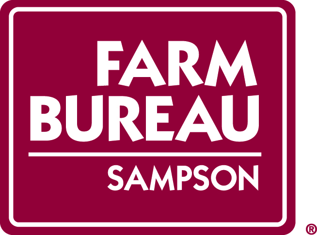 Sampson Farm Bureau logo