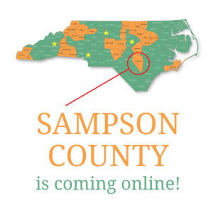 Cover photo for Sampson County Is Joining the Visit NC Farms App